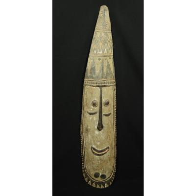 Papouasie Nouvelle-guinée, Planche Gope, Collectée Vers 1970.