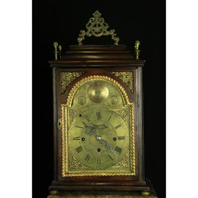 "Pendule ""religieuse"", Autriche, Fin Du XVIII° Siècle."