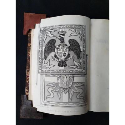 Un Régiment Provincial De Savoie En 1792, Genève, Henry Tremblay éditeur, 1881 (peu Courant)