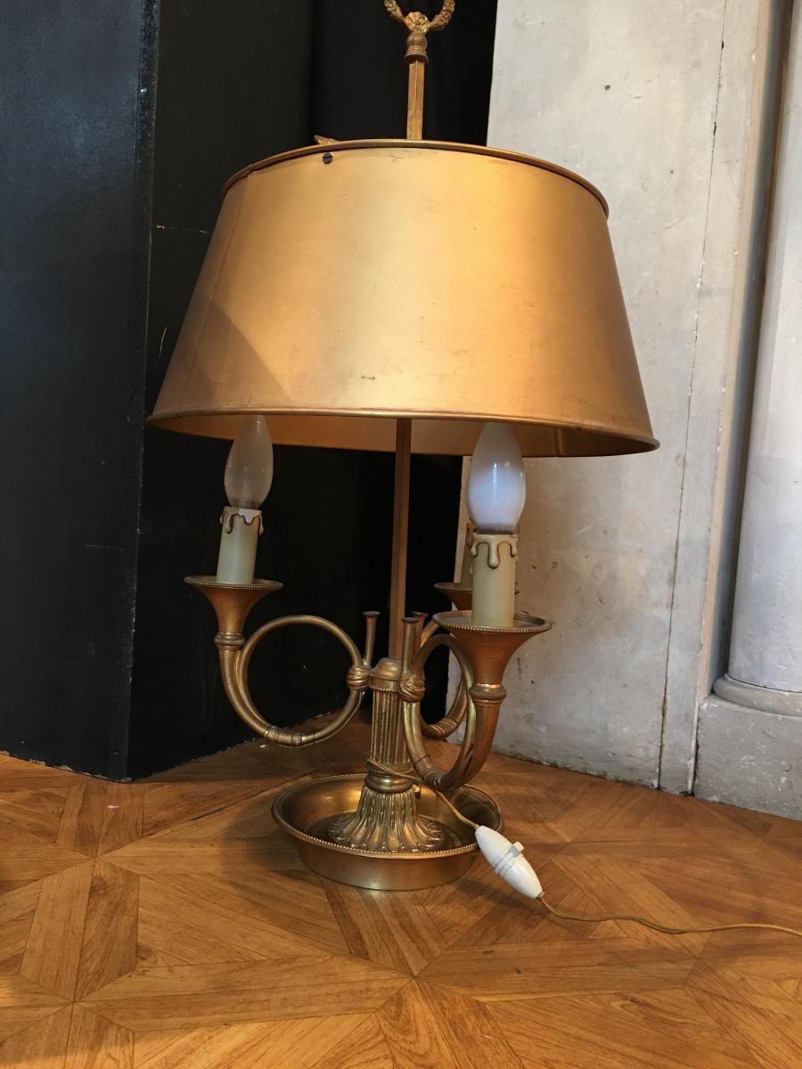 lampe bouillotte xix n o classique lampes bouillotte. Black Bedroom Furniture Sets. Home Design Ideas