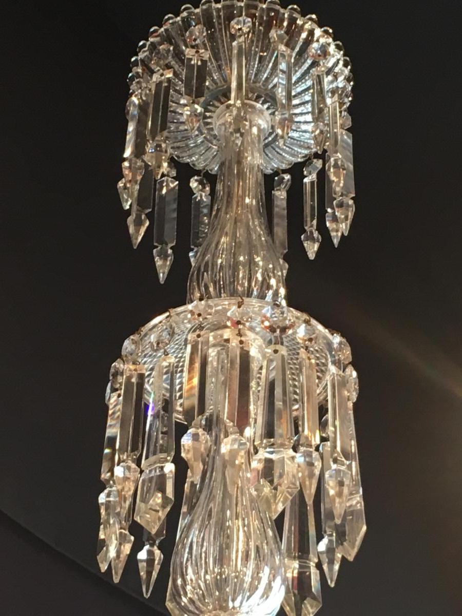 Baccarat Crystal Chandelier-photo-2