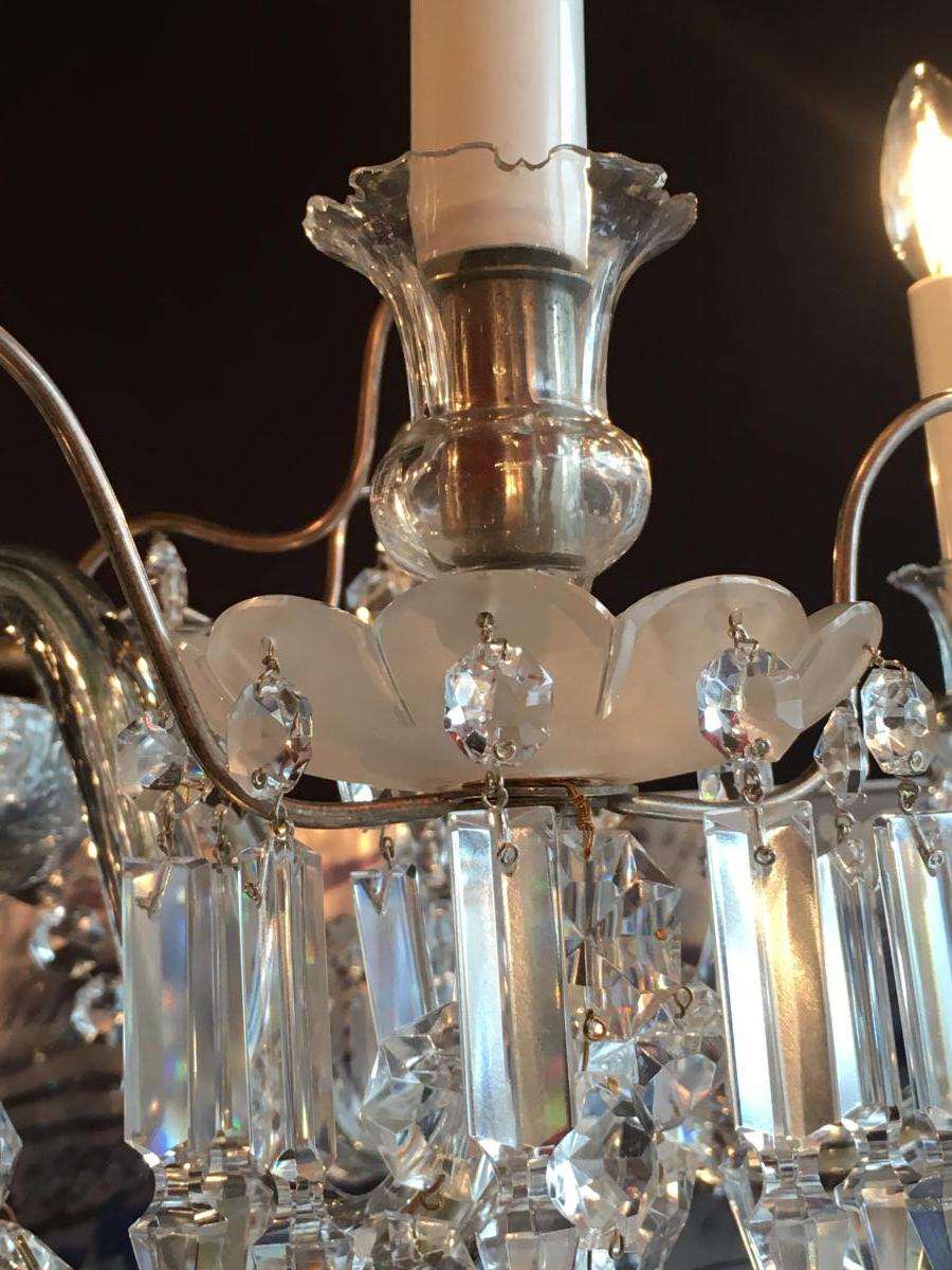 Baccarat Crystal Chandelier-photo-3