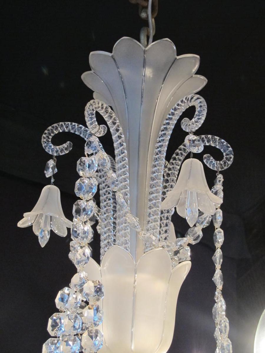 Crystal Chandelier Baccarat