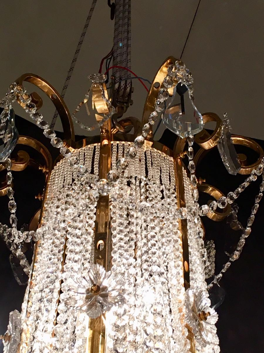 Very large montgolfier chandelier ceiling lights very large montgolfier chandelier aloadofball Choice Image