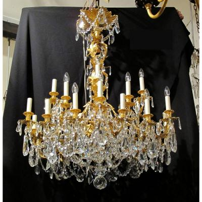 Style Chandelier 19th Lxv
