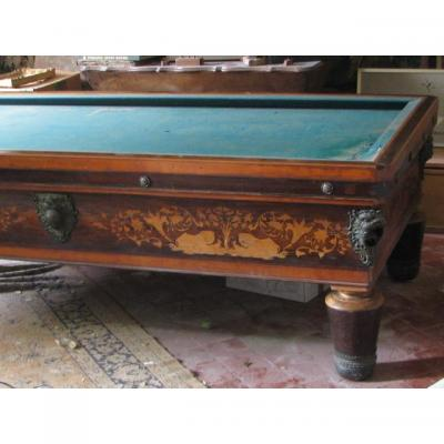 Billard French Charles X