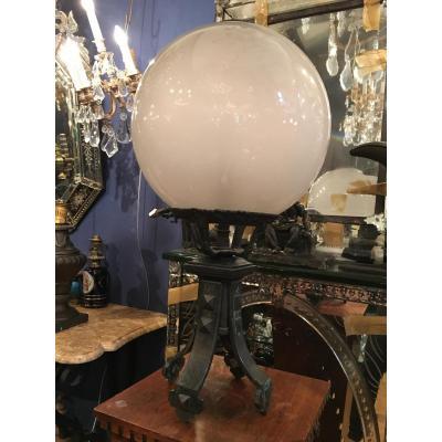 Lampe Sur Pied Bronze 1920