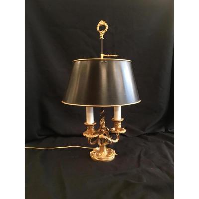 Lampe Bouillotte 19è