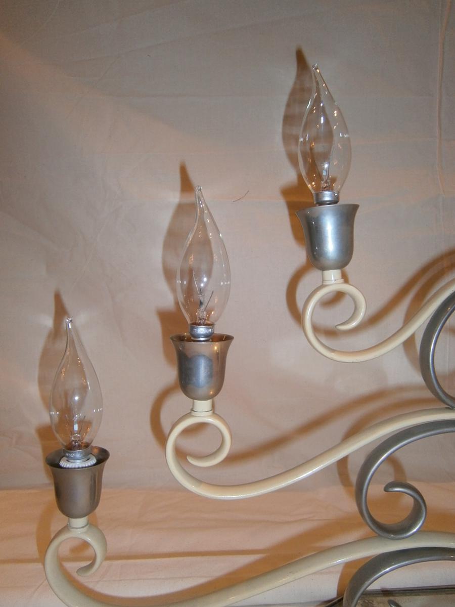 grande lampe poser style paquebot poque art d co lampes. Black Bedroom Furniture Sets. Home Design Ideas