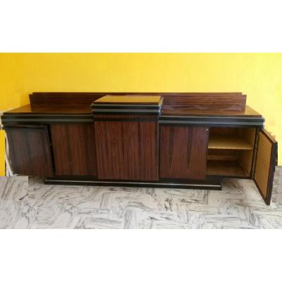 Very Beautiful 5 Sideboard Art Deco Era Doors