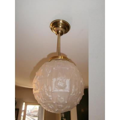 Chandelier Ball Glass Molded Press Shortbread