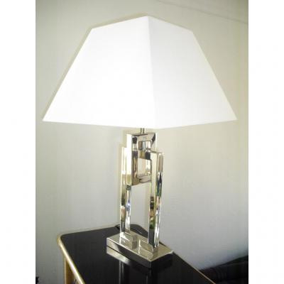 Large 20th Century Design Lamp