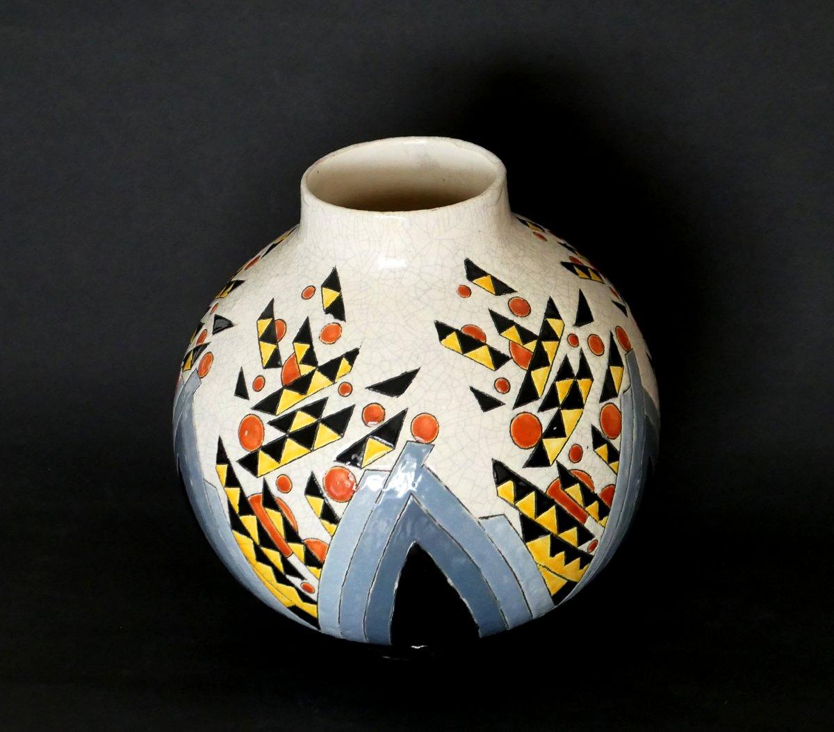Ch. Catteau - Vase-photo-3