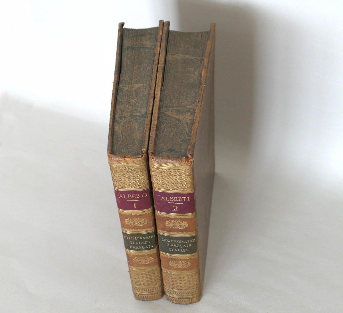 French-italian / Italian French Dictionaries-photo-3