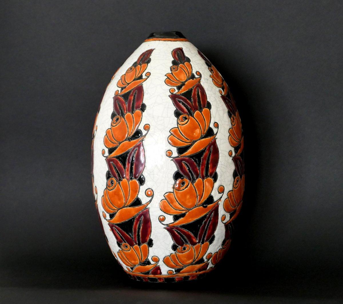 Vase Boch La-louvière