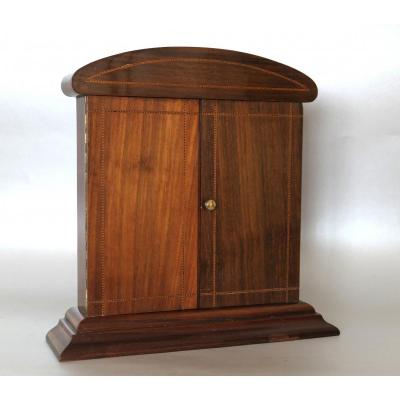 Rosewood Key Cabinet