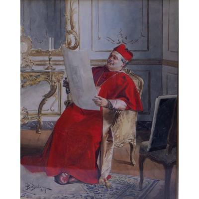 B.l Borione - Watercolor