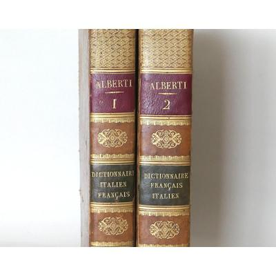 French-italian / Italian French Dictionaries
