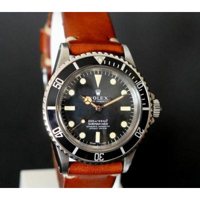 Rolex Submariner No Date -1968