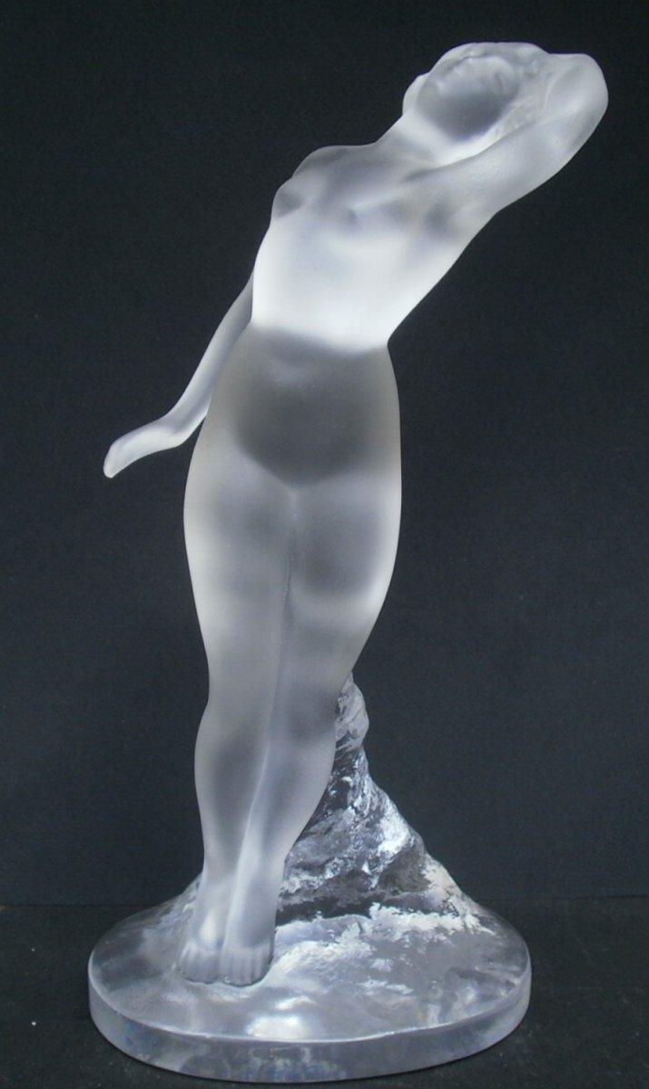 Lalique - Statuette Femme