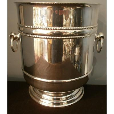 Christofle - Perles - Champagne Bucket