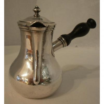 Small  Coffee Pot - Egoïste - Sterling Silver - Vieillard 1819-1838 - Paris