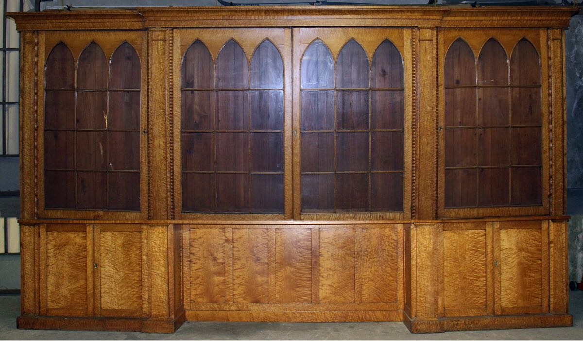 Grande biblioth que vitr e biblioth ques Meuble bibliotheque vitree