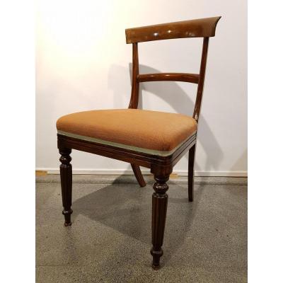 chaise ancienne tabouret ancien sur proantic 19 me si cle. Black Bedroom Furniture Sets. Home Design Ideas