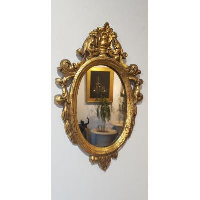 Small Mirror Louis XVI