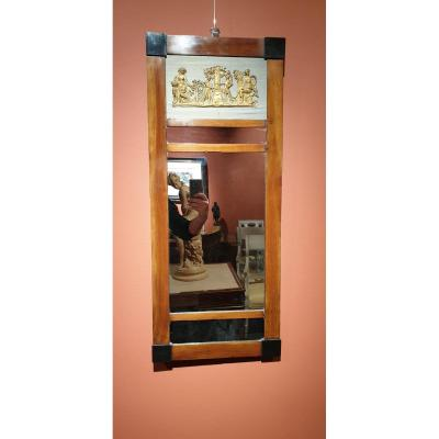 Miroir de style Biedermeier