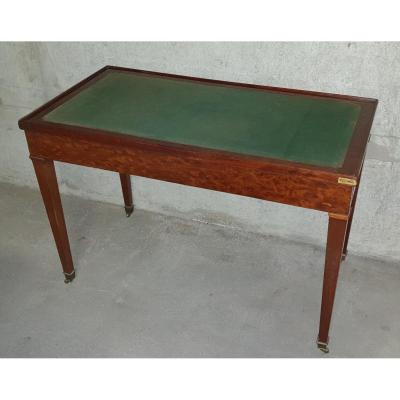 Table Tric-trac