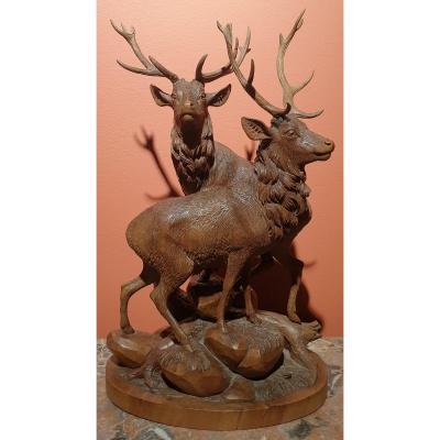 Sculpture De Brientz