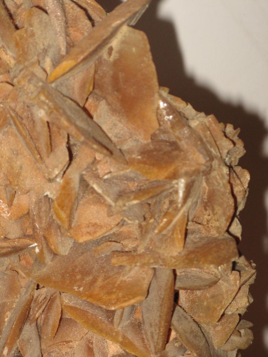 rose des sables provenant du sahara objets de curiosit. Black Bedroom Furniture Sets. Home Design Ideas