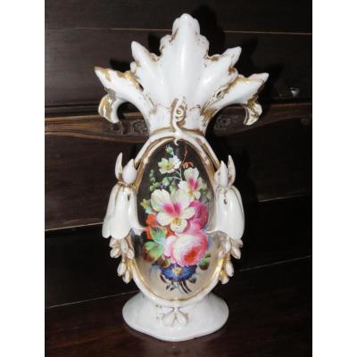 Porcelain Vase, 19th Time.