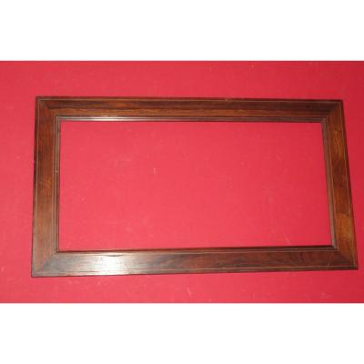 Pitchpin Wooden Frame, 19th Time.