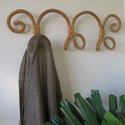 Audoux Minet Rope Hook Circa 1950