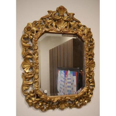 French Mirror In Louis XIV Style From The 1800s
