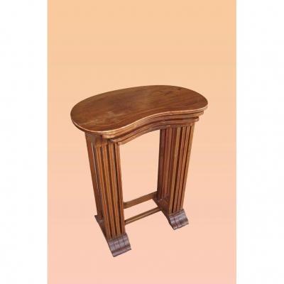 Tables Gigognes En Haricots Verts Des Années 1800
