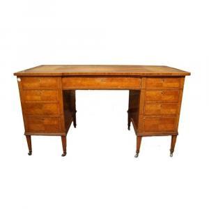Mid 1800s Victorian English Desk