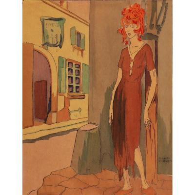 Margaret MOUNIER, dite Maggy MONIER, Prostituée