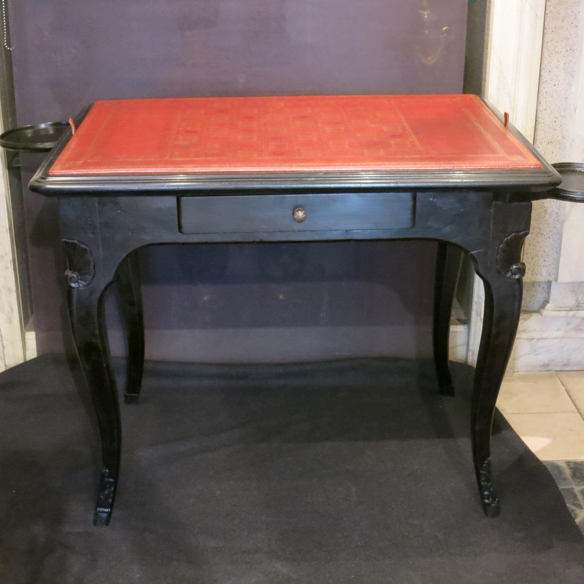 Table à Jeux époque Régence