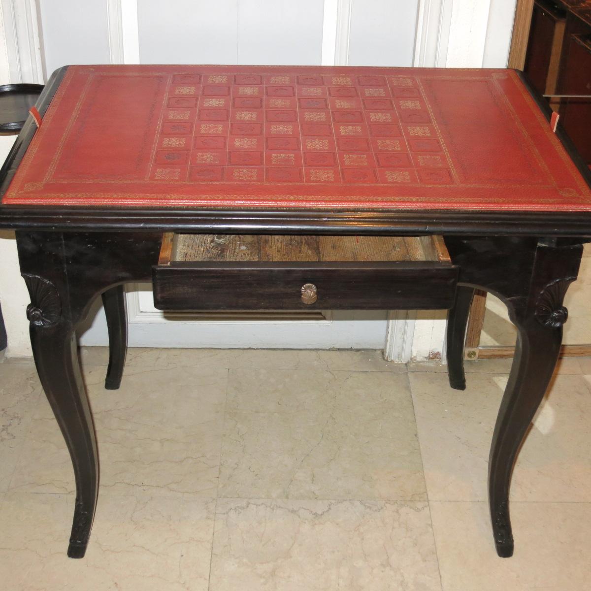 Table à Jeux époque Régence-photo-2