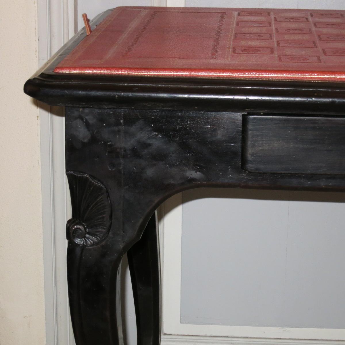Table à Jeux époque Régence-photo-3