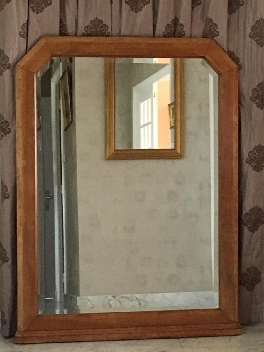 Miroir De Cheminée Art Déco - miroirs
