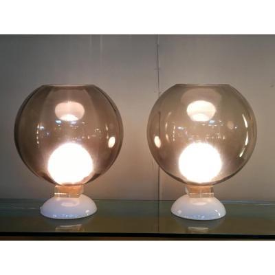 Grandes Lampes Murano
