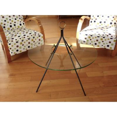 Table basse en verre - Landault