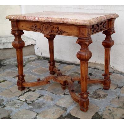 Table De Milieu Louis XIV
