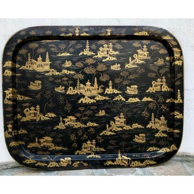 Sheet Tray, Napoleon III Period