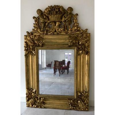 Miroir Italien 18e Siècle
