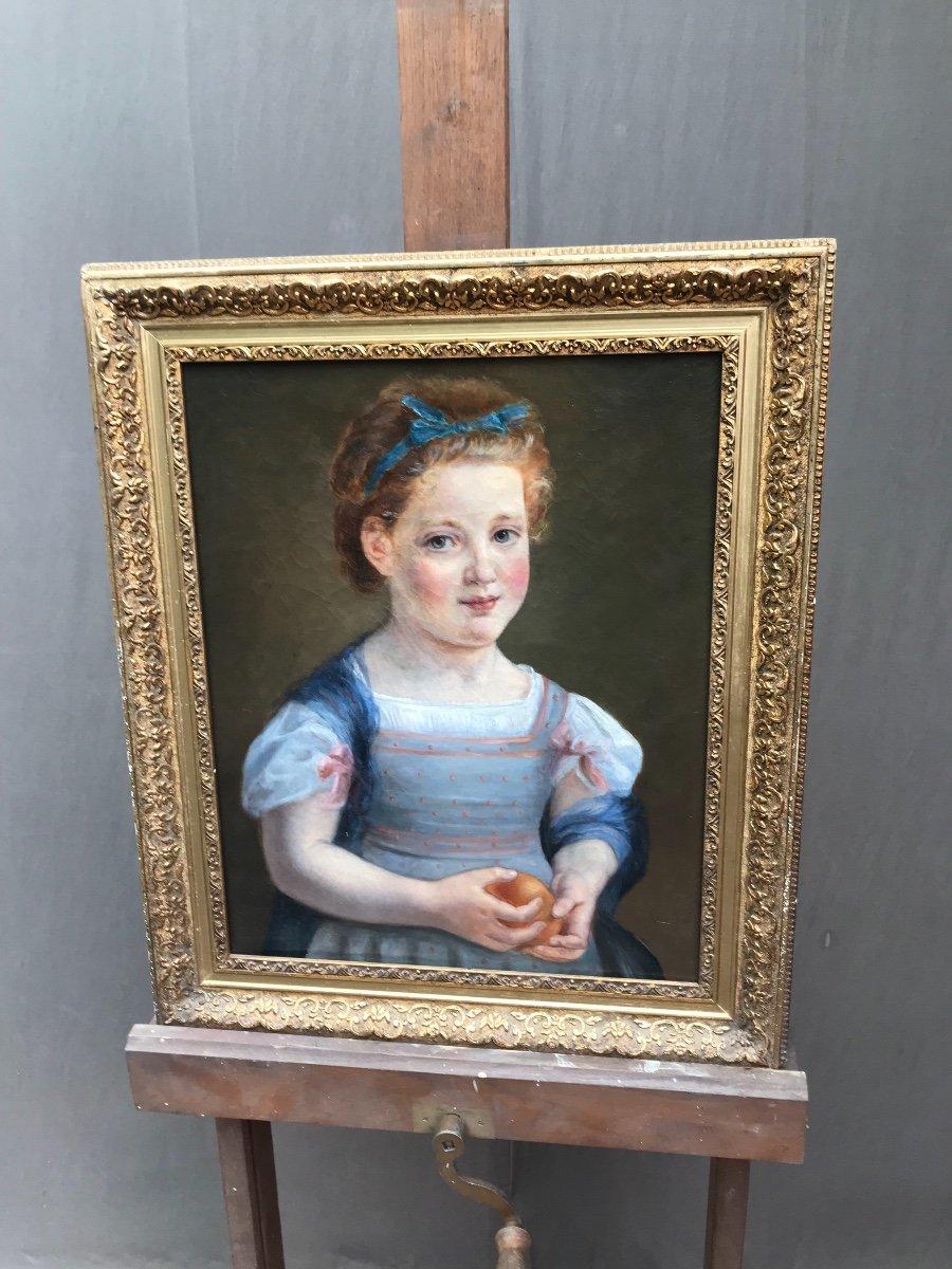 Portrait à L'enfant -photo-2
